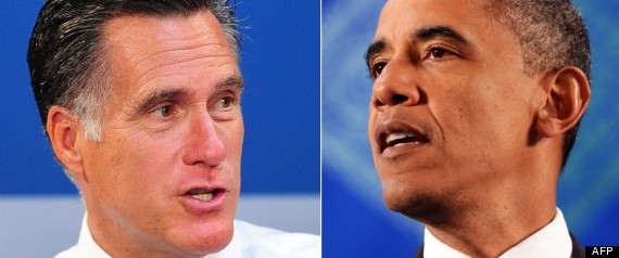 obama romney debat elections americaines