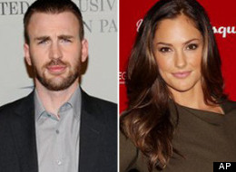 Chris Evans Minka Kelly