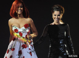 Cheryl Reveals Rihanna Sex Dreams