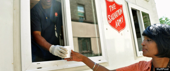 salvation army bed and bread trucks 39 mobile soup kitchens