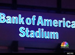 Bank Of America Stadium Obama