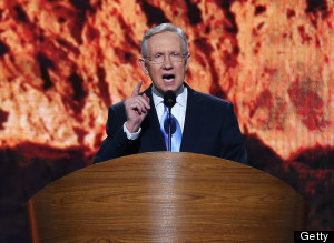 Harry Reid Speech Democratic National Convention