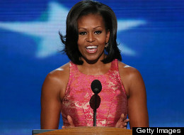 Thank You, Michelle Obama