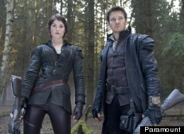 FIRST LOOK: Jeremy Renner, Gemma Arterton In 'Hansel And Gretel'