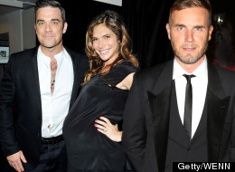 GQ Awards: Gary And Robbie Rule The World