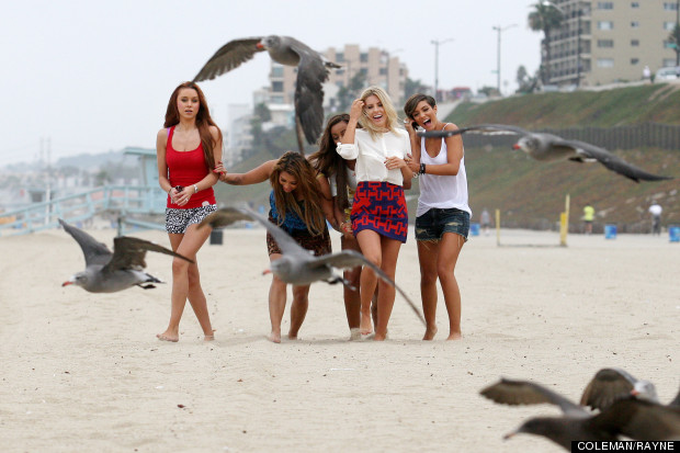 the saturdays beach