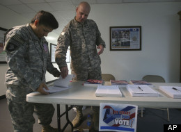 Military Voting Report