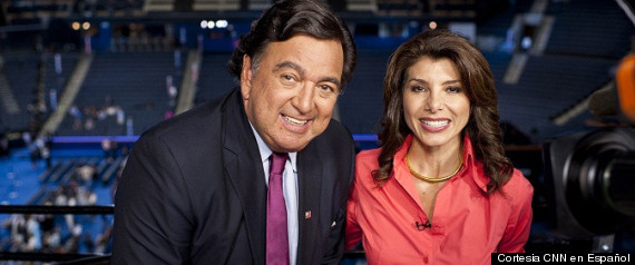 Patricia Janiot Y Bill Richardson 2