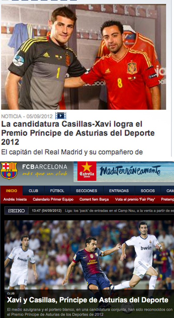 webs real madrid barcelona