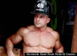 South Florida Firefighter Calendar Reveal