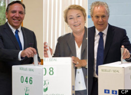 Quebec Election Results 2012 Polls