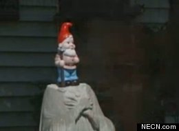 Gnome On Virgin Mary