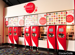 Test Drive: 21 Mixed Coca-Cola Flavours