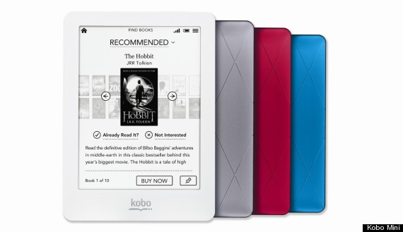 kobo mini family