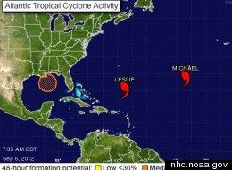El huracán Michael alcanza categoría 3