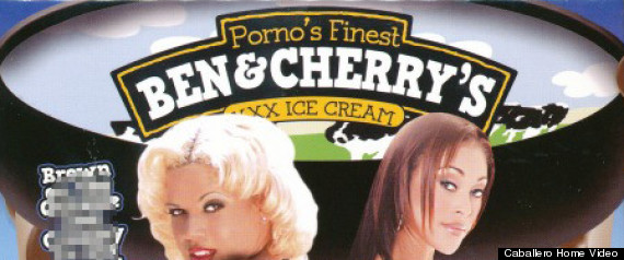 BEN AND JERRYS BEN AND CHERRYS PORNOGRAPHY