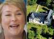 Pauline Marois Used To Live In A Castle (PHOTOS)