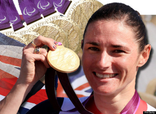 sarah storey splash