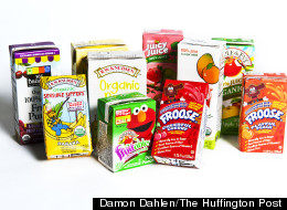 The Best And Worst Juice Box Flavors