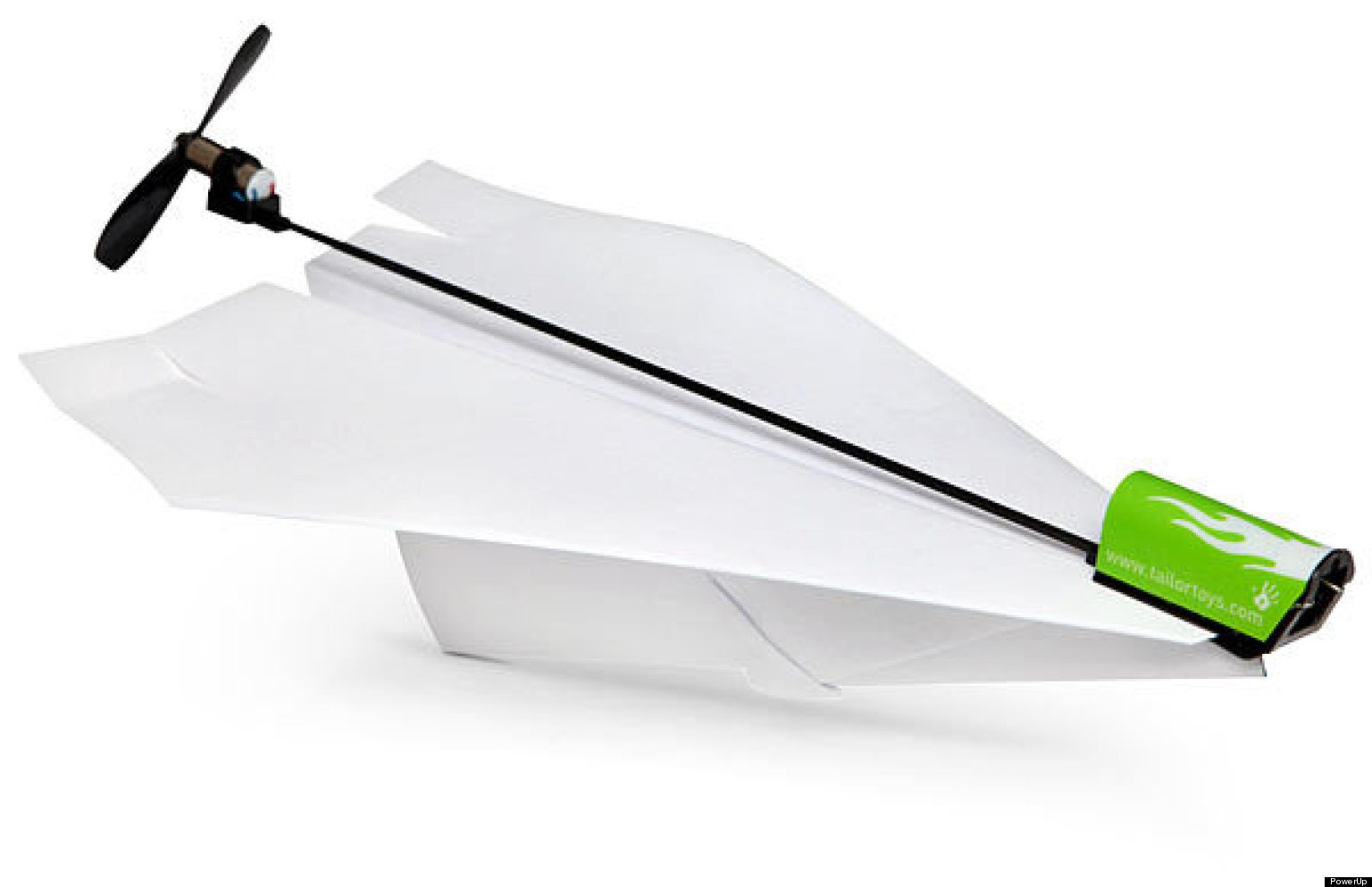 Как сделать моторчик для самолета
