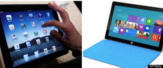 KINDLE FIRE HD VS IPAD