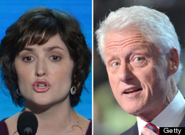 Sandra Fluke Bill Clinton