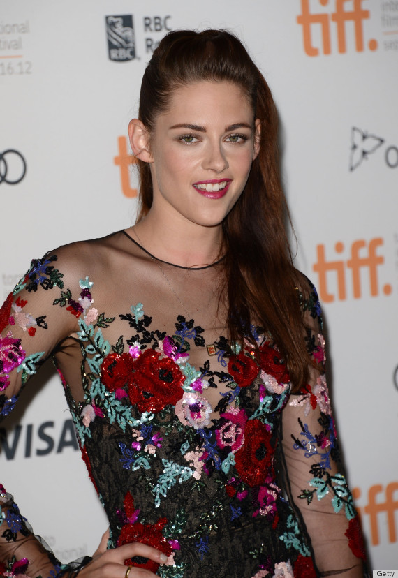 Kristen Stewart Stuns In First Red Carpet Appearance Since Scandal