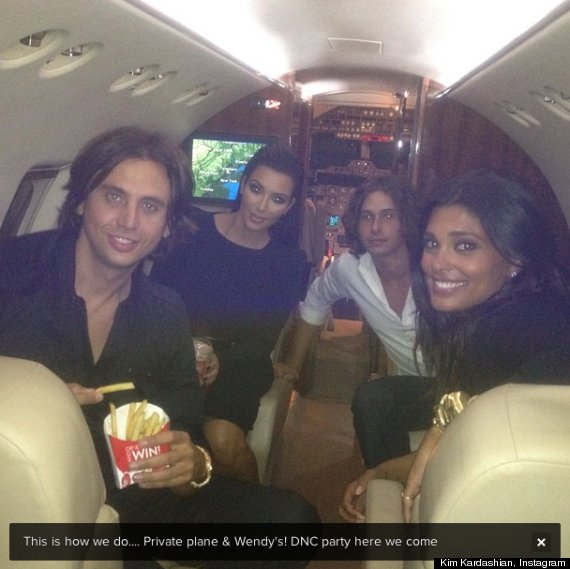 kim kardashian dnc tweet