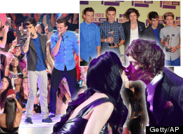 Relive One Direction's Amazing Night