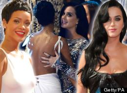 Rihanna And Katy Rekindle Their Womance