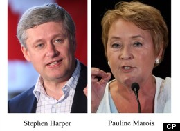 How Harper Is Assuring Business On PQ Victory