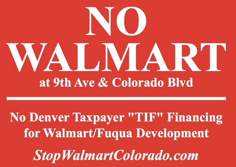 antiwalmart denver
