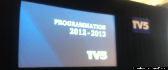 TV5 PROGRAMMATION