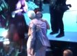 Rihanna, Chris Brown Kiss And Hug On MTV VMAs Stage (PHOTO, VIDEO)