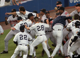 Orioles Yankees Rivalry