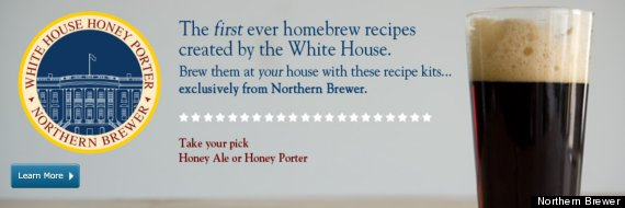 white house beer kit