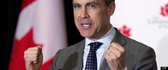 MARK CARNEY OIL DUTCH DISEASE
