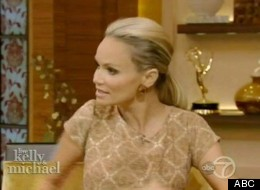 Kristin Chenoweth Good Wife Injury