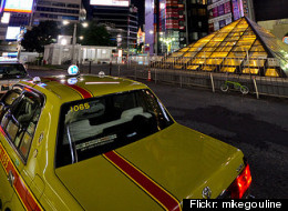 Toyko Cabbie Kidnapping