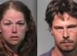 Kymberely Frederick, Daniel Richards Spend Honeymoon In Jail, Allegedly Left Kids Home To Get Married