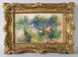 A Renoir At A Flea Market? Possible 'Paysage Bords De Seine' For $7