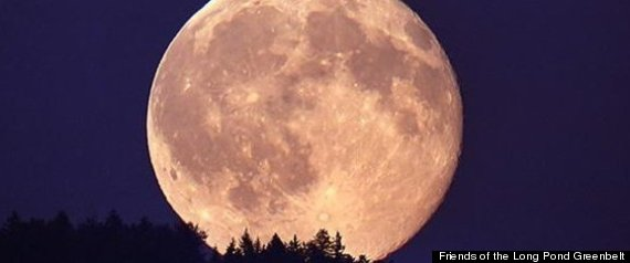 pleine lune coeur