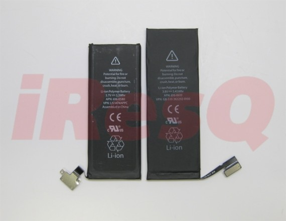batterie iphone 5 iphone 4s rumeurs