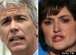 Joe Walsh Sandra Fluke