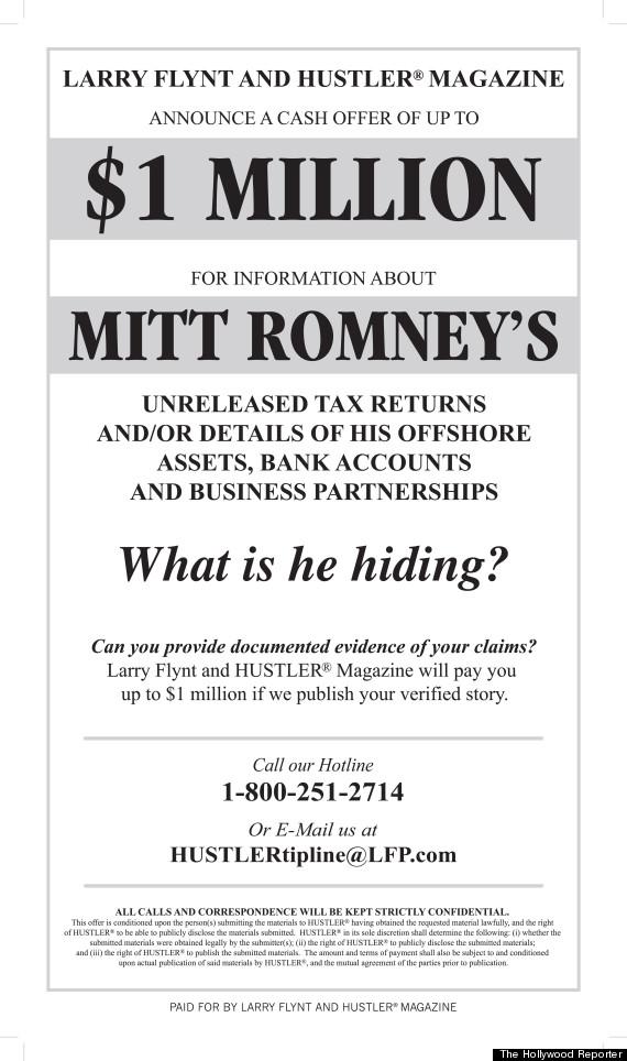 flynt romney