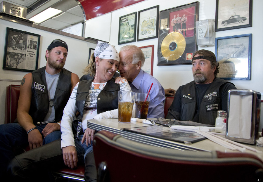 joe biden cruisers diner