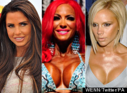 Fake Tan Celebs