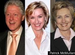 Tina Brown Bill Clinton Hillary Clinton