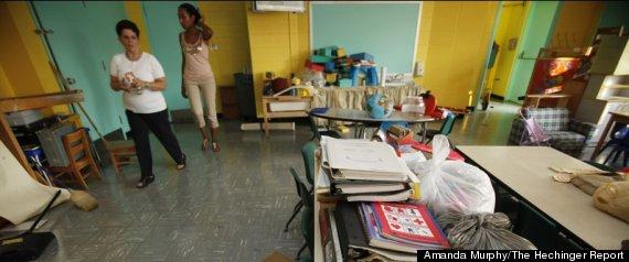 UNDERPERFORMING SCHOOLS