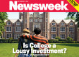 Justin Wolfers: Newsweek Cover Story On College Lacks 'Evidence'